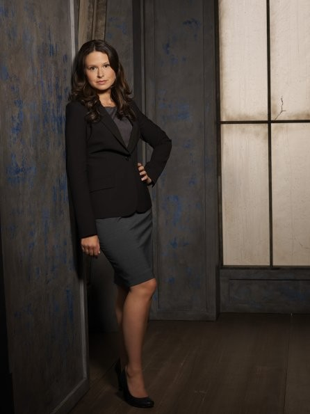 Scandal: Katie Lowes nel ruolo di Quinn Perkins