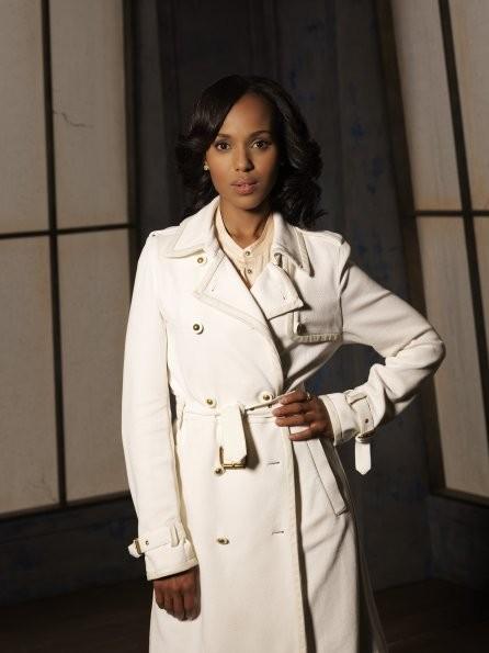 Scandal: Kerry Washington è Olivia Pope in una foto promozionale della serie