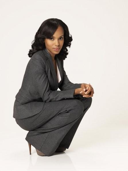 Scandal: Kerry Washington nel ruolo di Olivia Pope