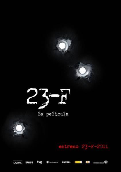 23-F: la película: la locandina del film
