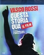 La copertina di Vasco Rossi - Questa storia qua (blu-ray)