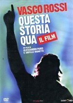 La copertina di Vasco Rossi - Questa storia qua (dvd)