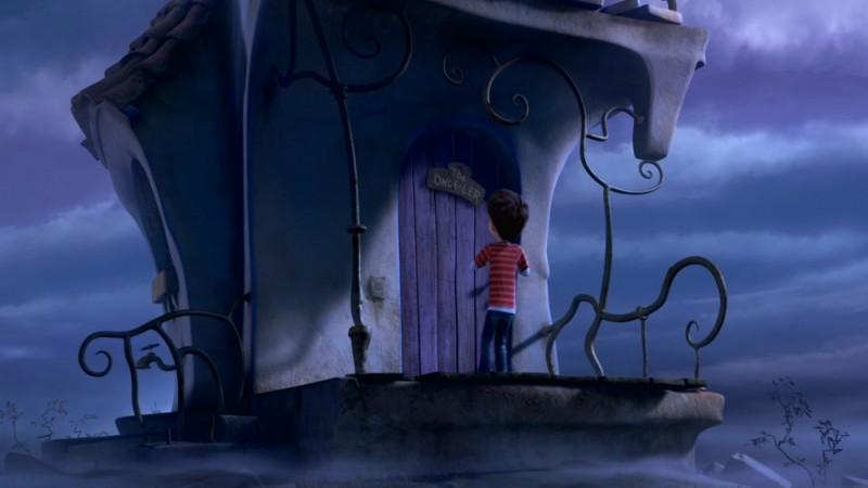 Ted in una scena di Lorax - Il guardiano della foresta
