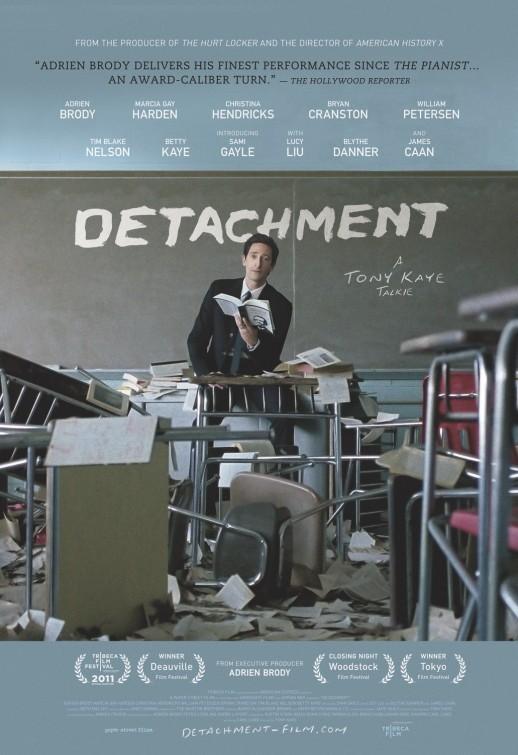 Detachment: nuovo poster