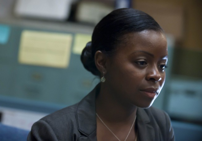 Justified: Erica Tazel nell'episodio Full Commitment
