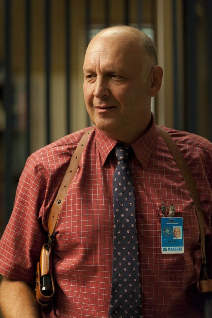 Justified: Nick Searcy nell'episodio The Gunfighter
