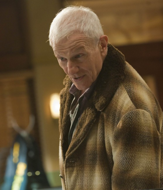 Justified: Raymond Berry nell'episodio Cottonmouth
