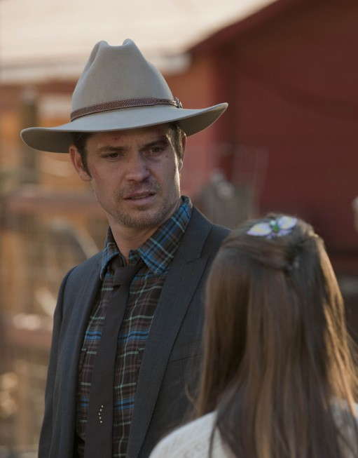 Justified: Timothy Olyphant nell'episodio Brother's Keeper