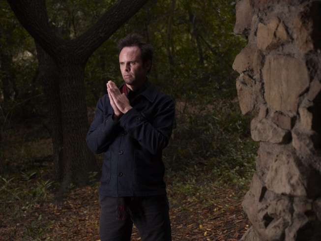 Justified: Walton Goggins nell'episodio The Moonshine War