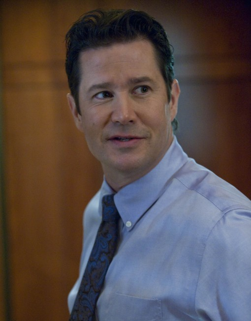 Justified: William Ragsdale nell'episodio The Life Inside