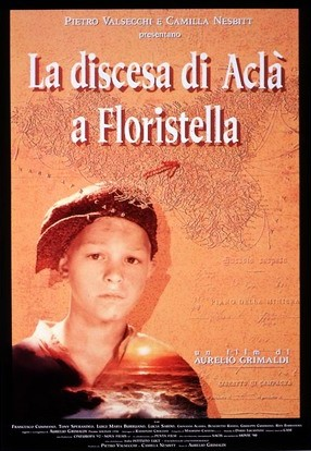 La discesa di Aclà a Floristella: la locandina del film