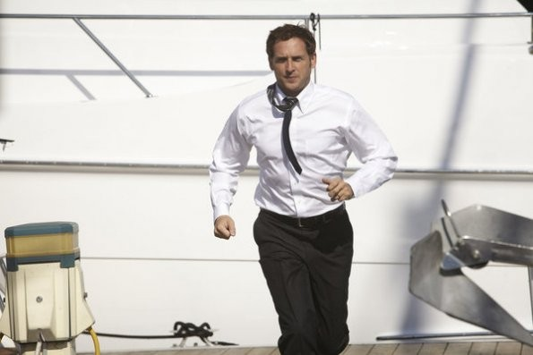 The Firm: Josh Lucas nell'episodio Chapter 4