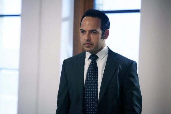 The Firm: Shaun Majumder nell'episodio Chapter 4
