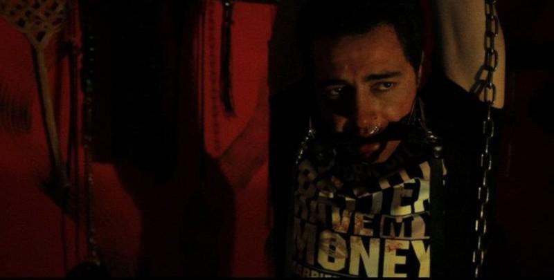 To Paradise: Anis Gharbi in una scena del film