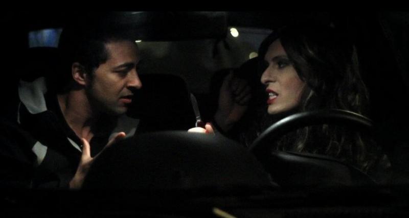 To Paradise: il protagonista Anis Gharbi in una scena del film
