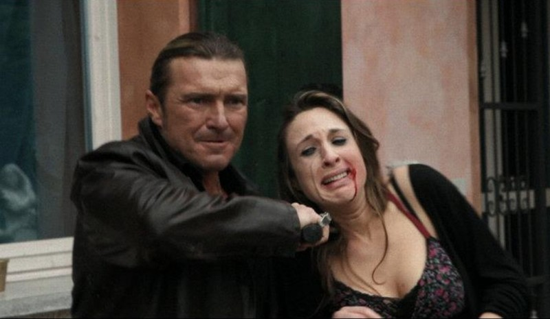 To Paradise: Luca Righetti in una scena del film insieme ad Alessandra Bianchi