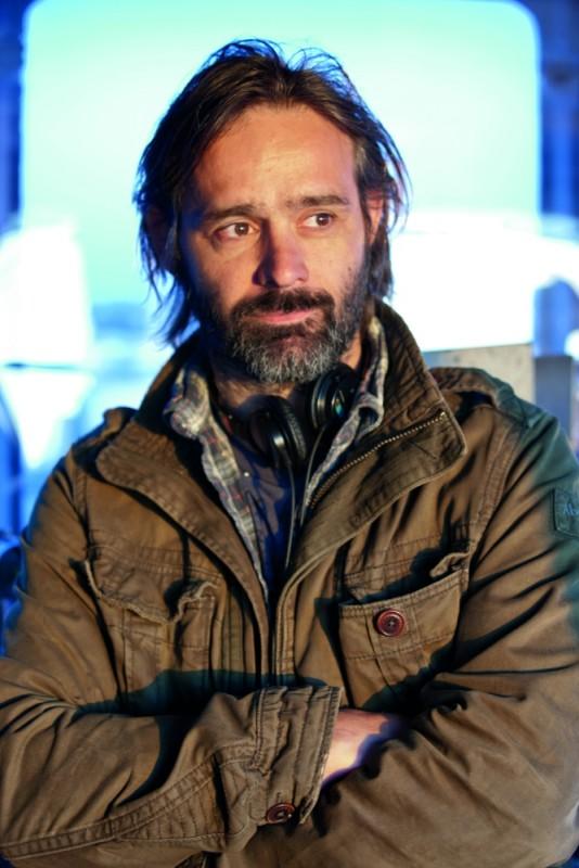 Contraband: il regista Baltasar Kormákur sul set del film