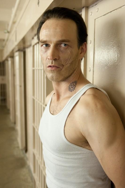 The Double: Stephen Moyer in prigione in una scena del thriller