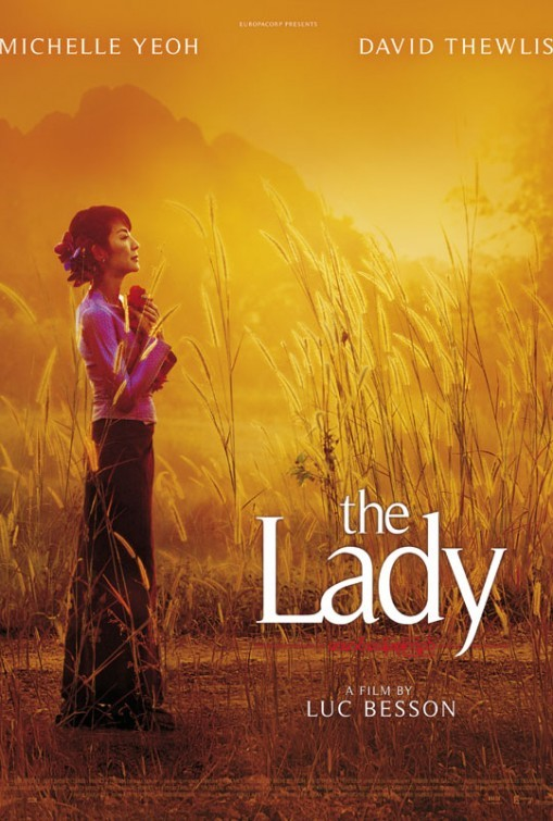The Lady: nuovo poster USA