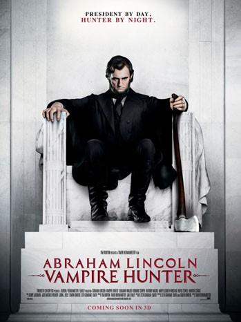 Abraham Lincoln: Vampire Hunter: ancora una nuova locandina