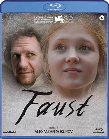 La copertina di Faust (blu-ray)
