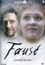 La copertina di Faust (dvd)