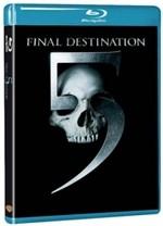 La copertina di Final Destination 5 (blu-ray)