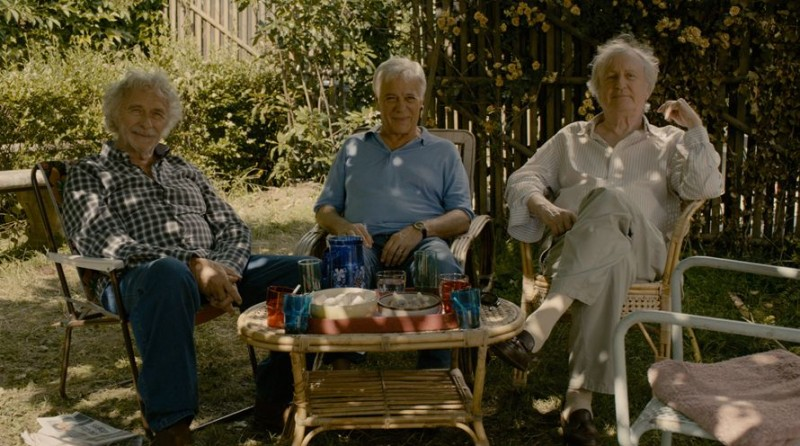 Pierre Richard, Claude Rich, Guy Bedos in And If We All Lived Together