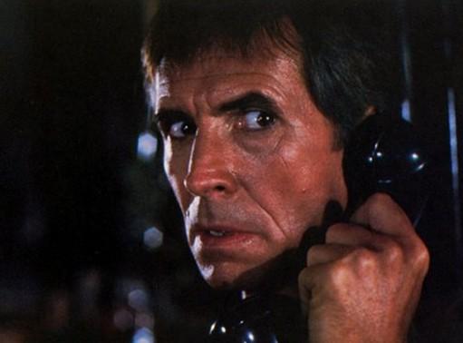 Tony Perkins in Psycho II, nuovamente nei panni di Norman Bates