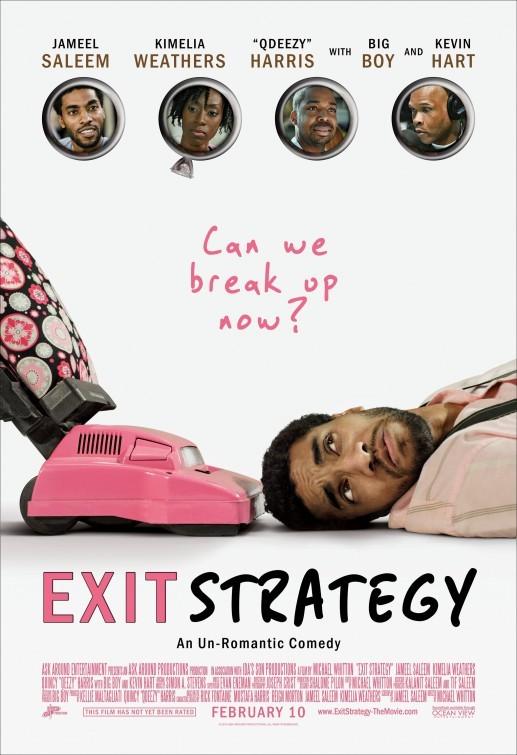 Exit Strategy: la locandina del film