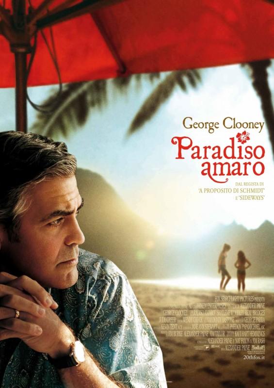 Paradiso Amaro: la locandina italiana del film