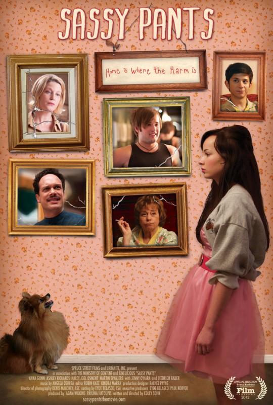 Sassy Pants: la locandina del film