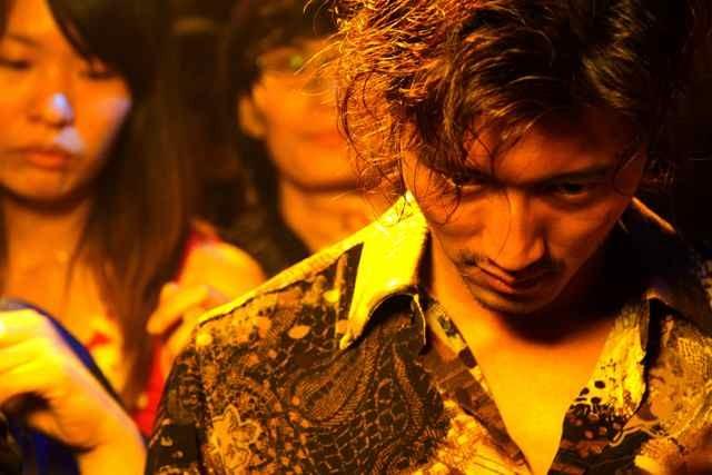 The Viral Factor: Nicholas Tse  in una scena della pellicola