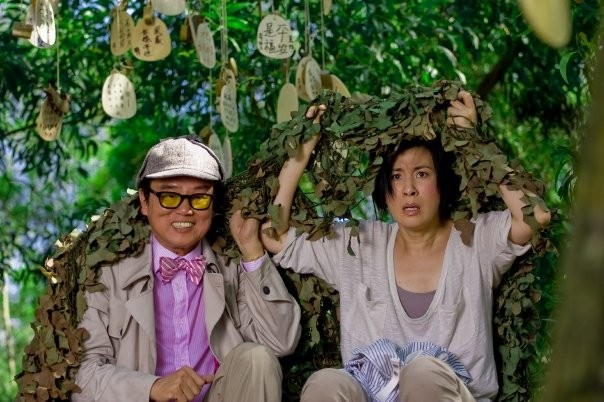 Baat seng bou hei (2012) - una buffa scena della commedia hongkonghese