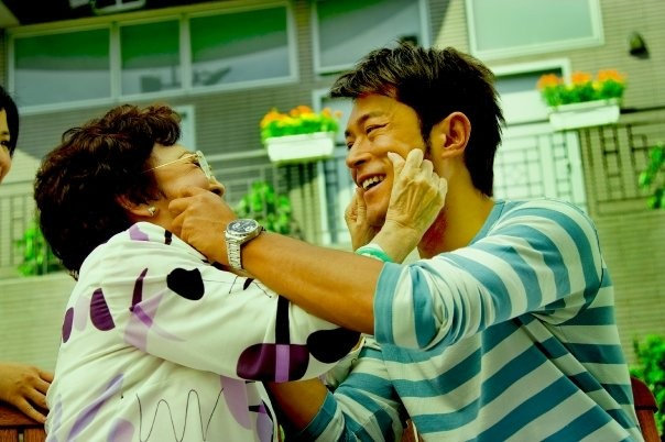 Baat seng bou hei (2012) - una scena della commedia hongkonghese