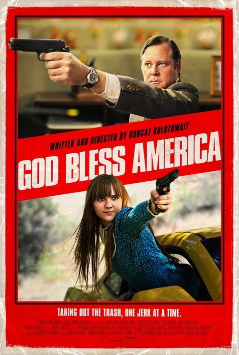 God Bless America: la nuova locandina