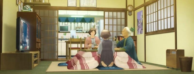 hack The Movie (2012) una sequenza del film d'animazione