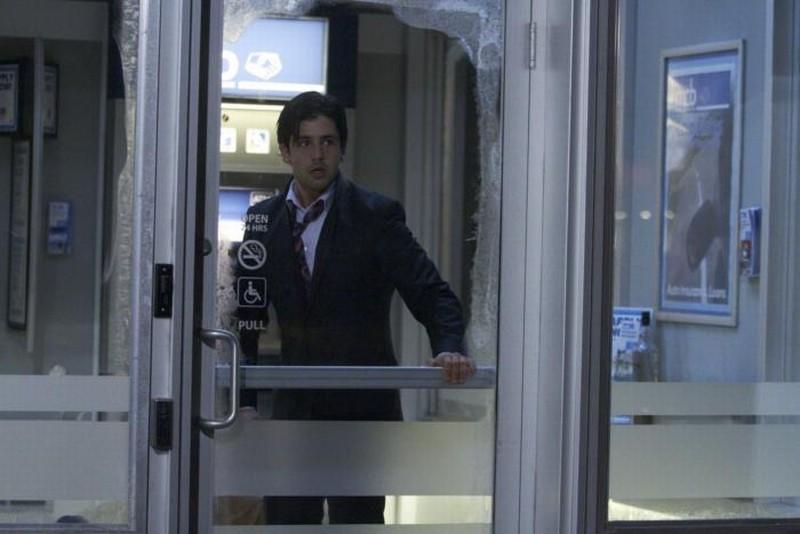 ATM - Trappola mortale: Josh Peck in una scena del film