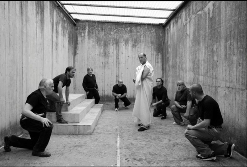Cesare deve morire: una scena del film