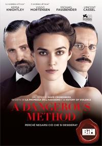 La copertina di A Dangerous Method (dvd)