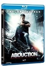 La copertina di Abduction - Riprenditi la tua vita (blu-ray)