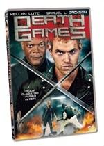 La copertina di Death Games (dvd)