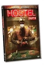 La copertina di Hostel: Part III (dvd)