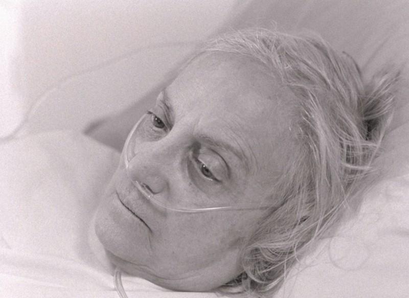 Tabu: Laura Soveral in una drammatica scena tratta dal film