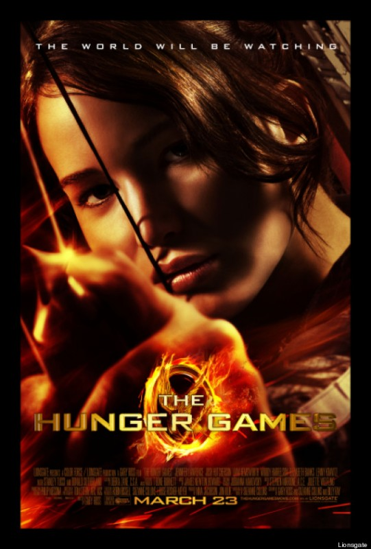 The Hunger Games: la locandina definitiva