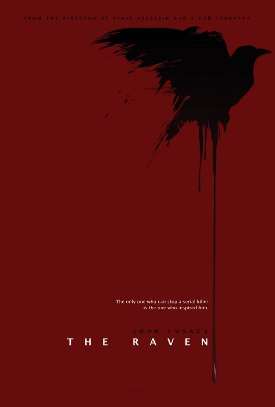 The Raven: un nuovo poster del film