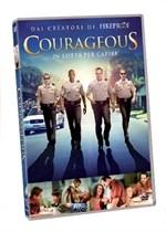 La copertina di Courageous (dvd)