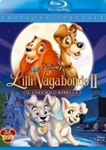 La copertina di Lilli e il Vagabondo 2: il cucciolo ribelle (blu-ray)