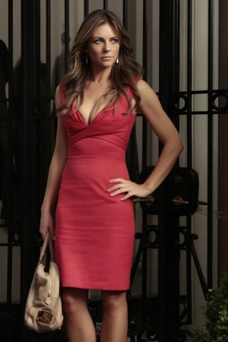 Gossip Girl: Elizabeth Hurley nell'episodio Beauty and the Feast