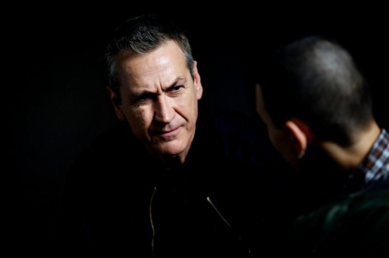 A.C.A.B.: Marco Giallini in una scena del film